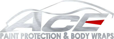 A C E Paint Protection & Body Wraps Logo