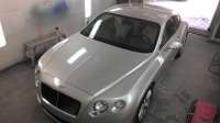 Bentley Clear Bra