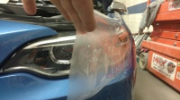M235i Headlight Clear Bra