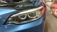 M235i Headlight Clear Bra