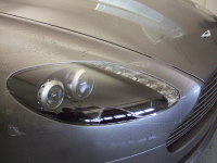 Aston Martin Clear Bra
