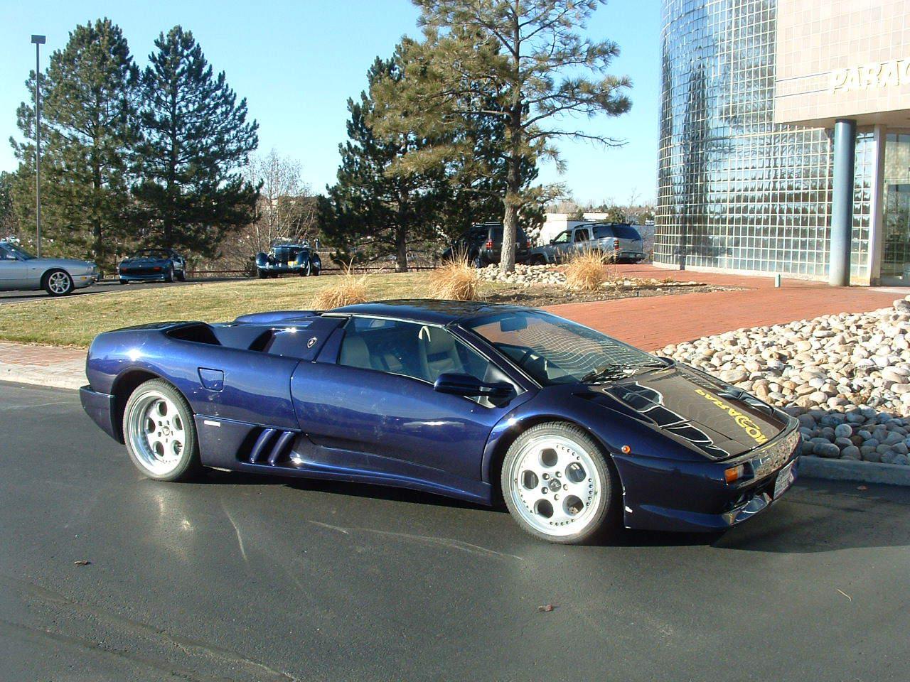Lamborghini Clear Bra
