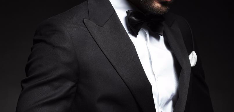 When The Invitation Says Formal Black Tie....