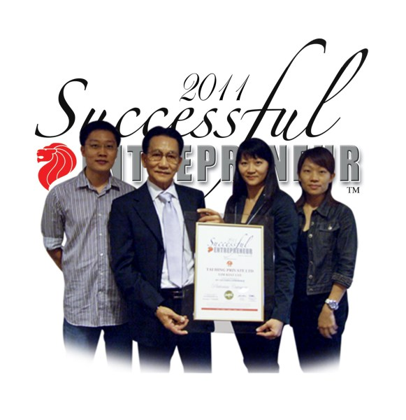 2011 Successful Entrepreneur