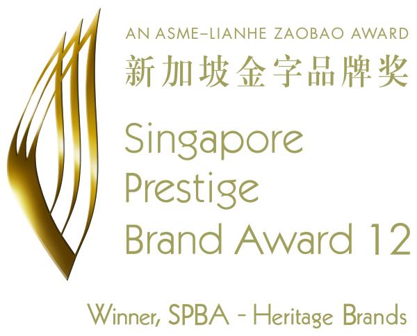 Singapore Prestige Brand Award 2012