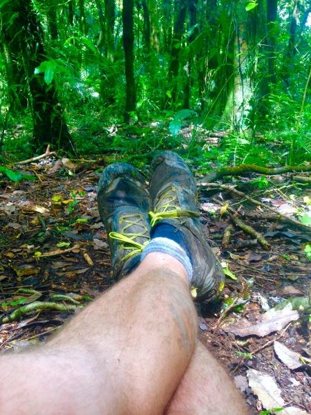 The Hiker Hobble