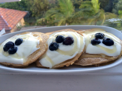 Healthy and Delicious Pancakes