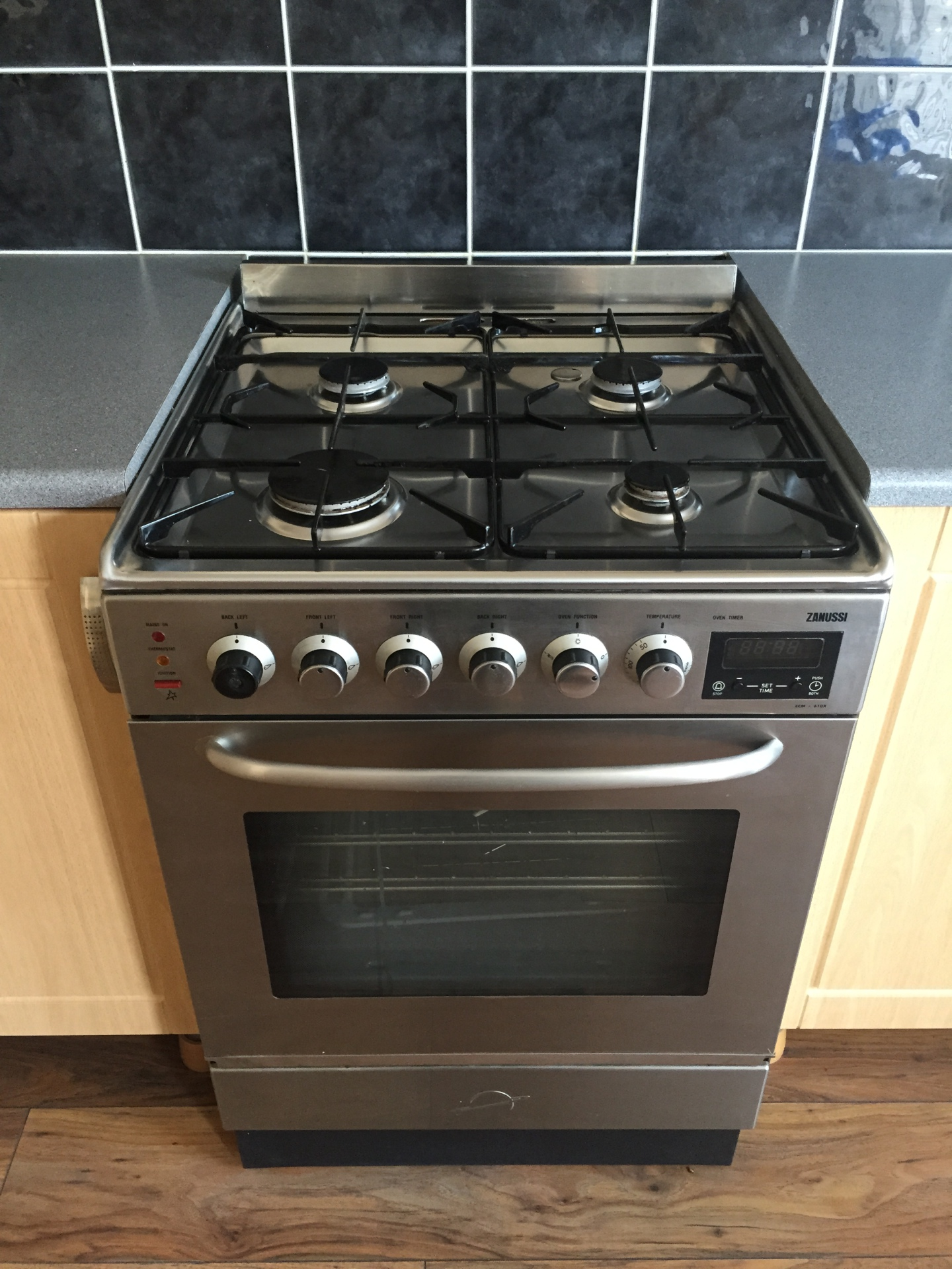 Gas cooker fitting, range cooker fitting Peacehaven