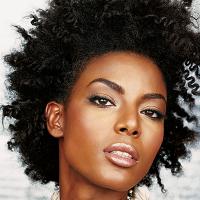 natural medium to long hairstyles