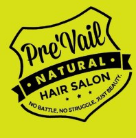 prevail natural hair salon logo