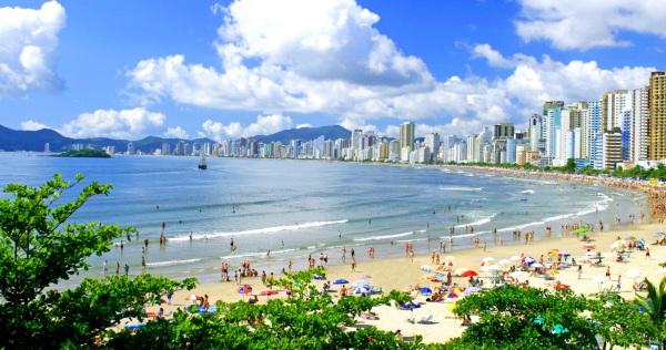 Praia Central - Balneário Camboriú