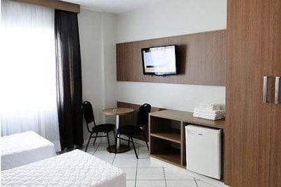 Quartos Hotel das Américas Balneário Camboriú