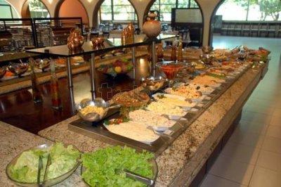 Restaurante Dom Alberto Hotel das Américas Balneário Camboriú