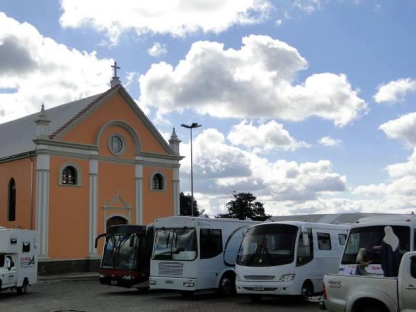 Encontro de Motor Homes - Farroupilha RS