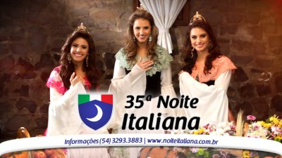 36ª Noite Italiana