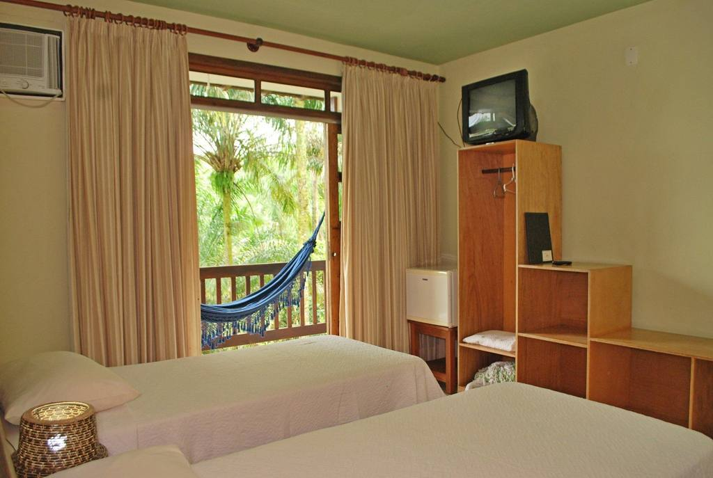 Quarto Duplo - Paraíso das Águas Hotel - Bahia