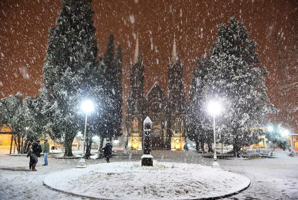 Inverno em Caxias