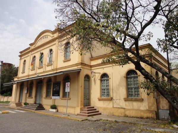 Largo da Estação Férrea de Caxias do Sul