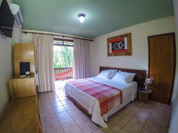 Quarto Casal - Paraíso das Águas Hotel - Bahia