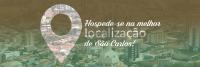 A melhor localização de São Carlos - Hotel Ypê