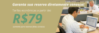 O melhor preço de São Carlos - Hotel Ypê