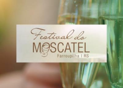 Festival Moscatel acontece em Setembro na cidade de Farroupilha - RS