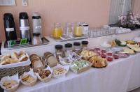 Cafe da Manha - Hotel Alvimar - Sobradinho - Brasilia