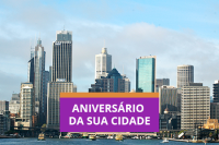 Promoção para o Aniversário da sua Cidade - Paraíso das Águas Hotel - Bahia