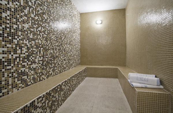 Sauna - Miramar Hotel - Balneário Camboriú - SC