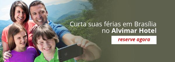Férias - Alvimar Hotel - Brasília/DF