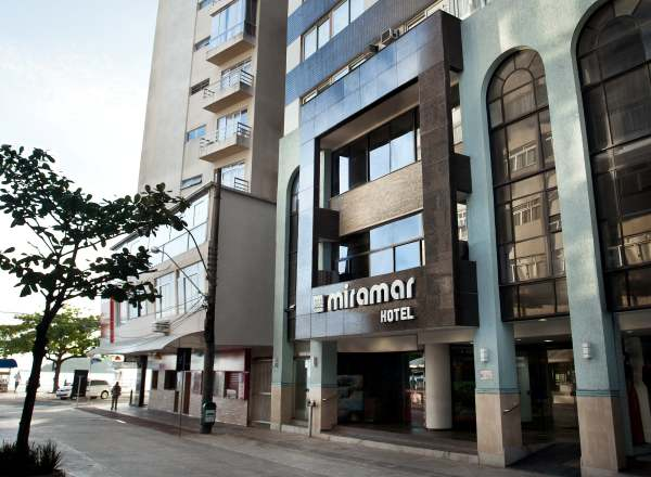Fachada - Miramar Hotel - Balneario Camboriu