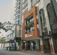 Fachada - Miramar Hotel - Balneário Camboriú - SC