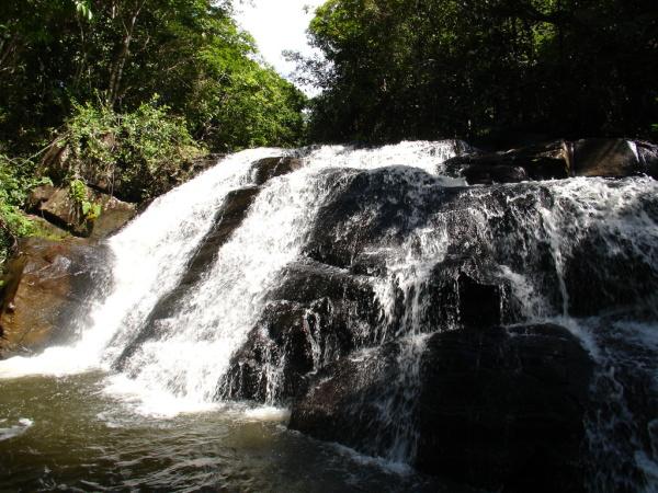Cachoeira Particular - Paraíso das Águas Hotel