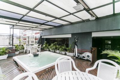 Interior - Hotel Cristal Palace - Rio de Janeiro