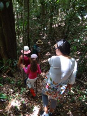 Expedição à Espinita -  Paraíso das Águas Hotel - Bahia