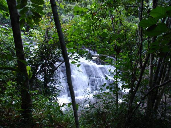 Cachoeira privada - Paraíso das Águas Hotel - Ituberá - Bahia