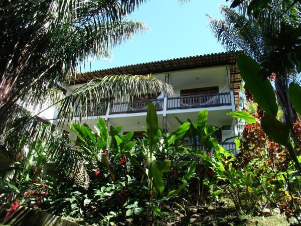Frente do hotel - Paraíso das Águas Hotel - Ituberá - Bahia
