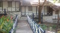 Área externa - Chácara da Dinda - Cidade de Goiás - GO