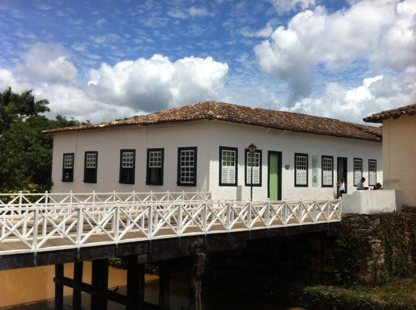 Museu Cora Carolina - Cidade de Goiás - GO