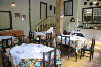 Restaurante - Chácara da Dinda - Cidade de Goiás - GO