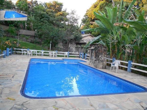 piscina, rede, pousada, goiás,  natureza, verde, suíte, quartos,