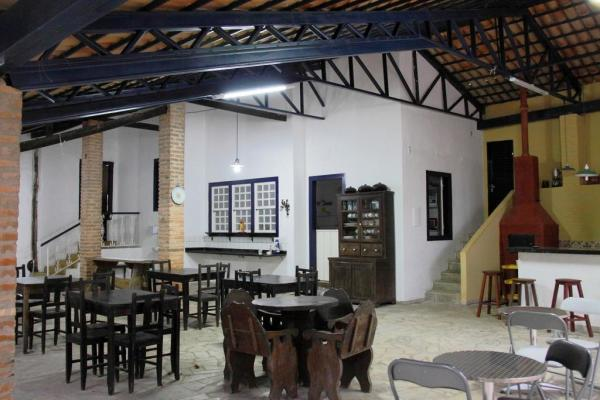 Chácara da Dinda - Cidade de Goiás - GO