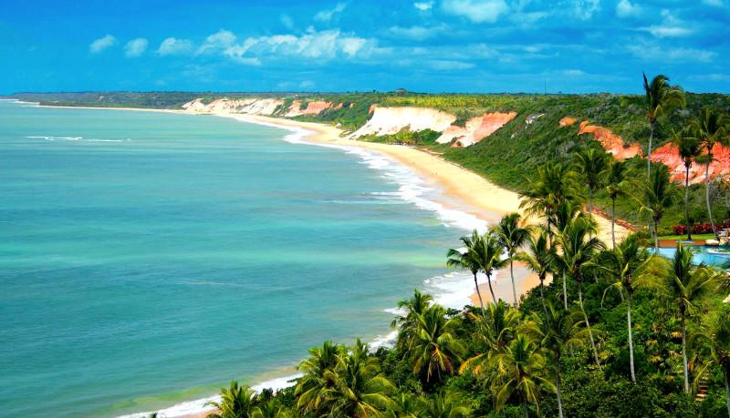 5 Praias imperdíveis para conhecer na Bahia