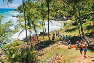 5 Aventuras incríveis para fazer no litoral da Bahia