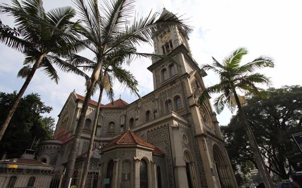 Igreja Nossa Senhora da Consolação - São Paulo - SP