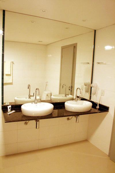 Suíte Luxo - Oscar Hotel Executive - Porto Velho, Rondônia