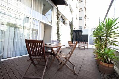 Espaço externo - 155 Hotel - Consolação - São Paulo - SP