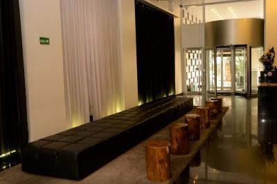 Hall de entrada - 155 Hotel - Consolação - São Paulo - SP