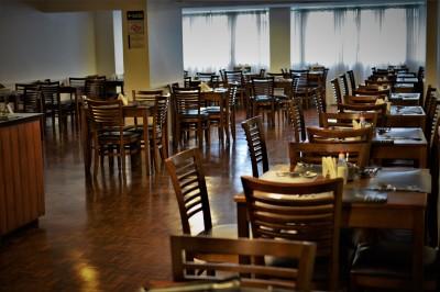 Restaurante - 155 Hotel - Consolação - São Paulo - SP