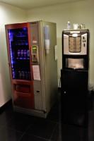 Máquina de bebidas - 155 Hotel - Consolação - São Paulo - SP